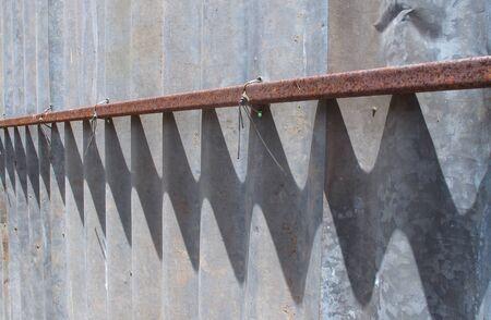 shadow: Fence shadow