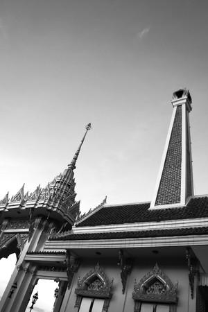 blase: Crematory in temple,Nonthaburi Thailand