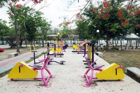 jardin de infantes: patio de recreo