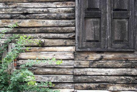 wood window photo