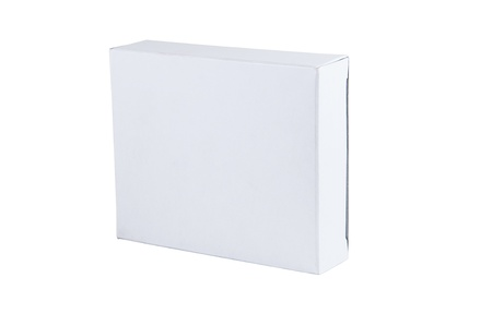 A white box   photo