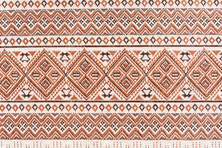 Traditional batik sarong pattern for a background  Stock Photo