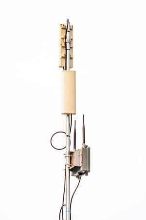 hotspot: Antennas of cellular systems with wifi hotspot