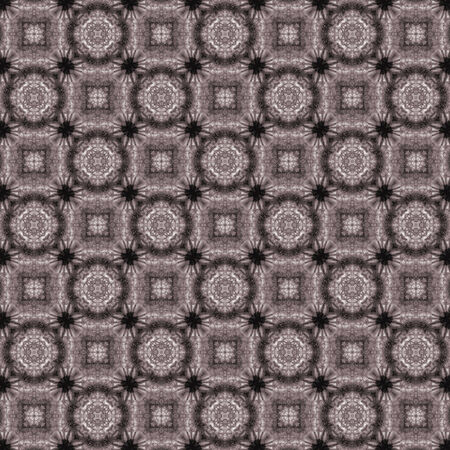 Seamless pattern made from tie dye fabric. photo