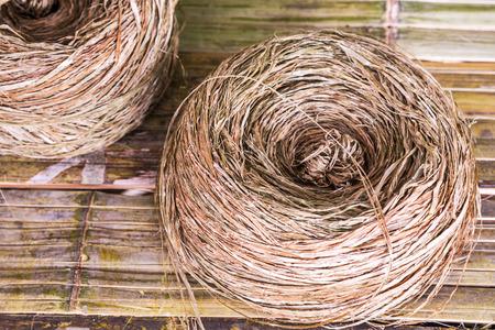 麻繊維製品、麻繊維の背景を作る覚悟があります。