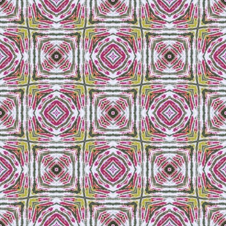 substrate: Abstract background pattern made from tie dye fabric,  kaleidoscope  pattern, endless pattern for wallpaper.