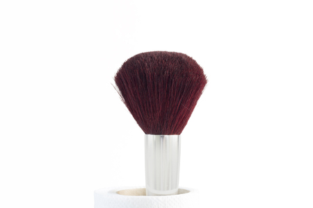 grooming product: Make-up Brushes in tissue roll