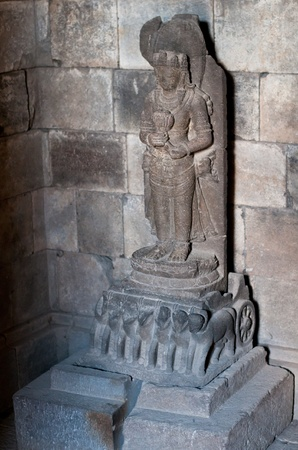 Bas-reliefs of Prambanan temple, Indonesia, Java, Yogyakarta photo