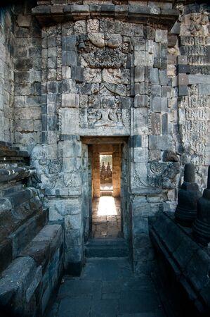 Bas-reliefs of Prambanan temple, Indonesia, Java, Yogyakarta