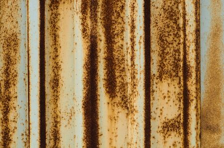 Rusty metal wall background  High resolution texture photo