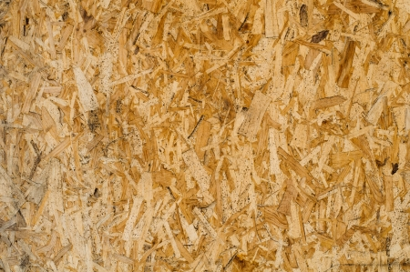 Oriented Strand Board background. High resolution texture