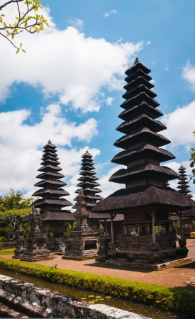 Pura Taman Ayun - hindu temple in Bali, Indonesia Stock Photo - 17429489