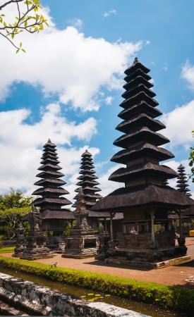 pura: Pura Taman Ayun - hindu temple in Bali, Indonesia