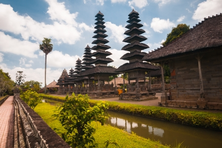 Pura Taman Ayun - hindu temple in Bali, Indonesia Stock Photo - 17429143