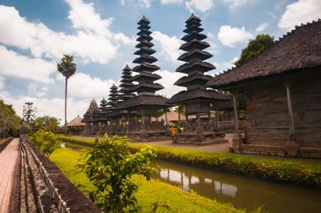 Pura Taman Ayun - hindu temple in Bali, Indonesia Stock Photo - 17429143