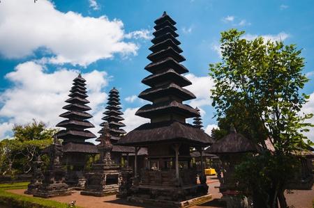 Pura Taman Ayun - hindu temple in Bali, Indonesia