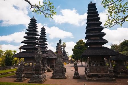 taman: Pura Taman Ayun - hindu temple in Bali, Indonesia