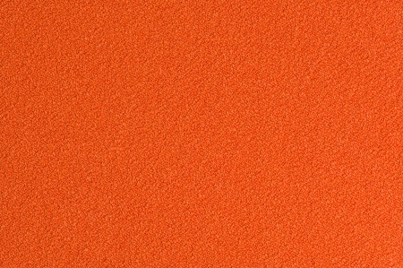 Red cloth with no folds texture closeup Stock Photo