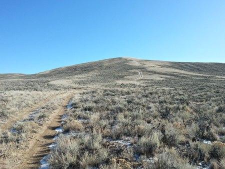 W Mountain Gunnison Colorado