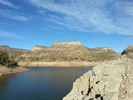 Lake Pleasant Regional Park Arizona