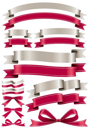 Ribbon Illustration