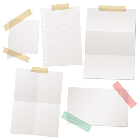 stuck: Collection of note papers