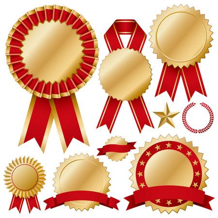 premios: Conjunto Rosette