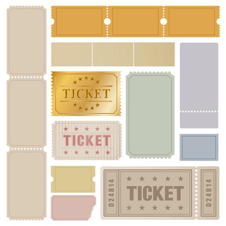 チケット 写真素材 - 50246099