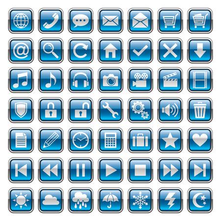 Icon  イラスト・ベクター素材