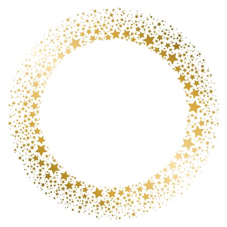 Circle of stars