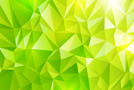 gradation art: Abstract polygonal background