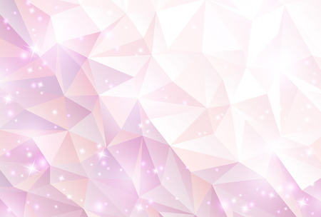 abstract pink: Abstract polygonal background