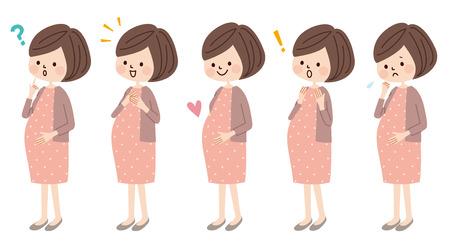 Mujer embarazada Foto de archivo - 54881175