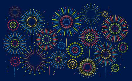 event party festive: Fireworks