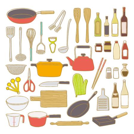 ladle: Kitchenware Illustration