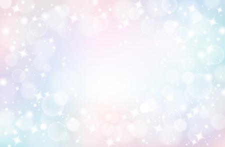 Bokeh lights background 向量圖像