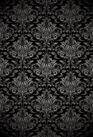Vintage black background