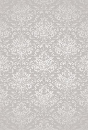 Vintage silver background