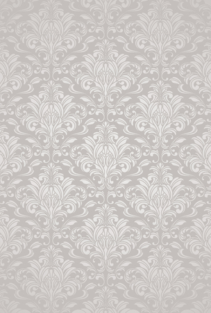 Vintage silver background