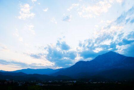 mountain Stock Photo - 10330053