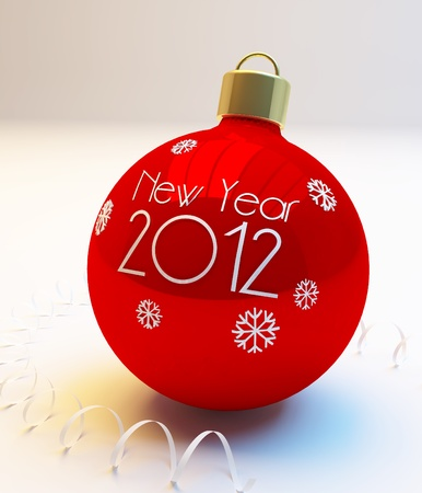 newyear: new-year ball