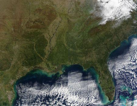 precipitate: Mississippi Delta