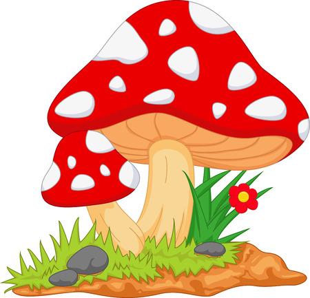spore: mushroom