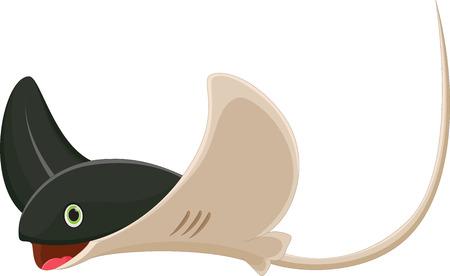 stingray: cartoon stingray