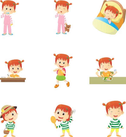 routine: daily routines for kids