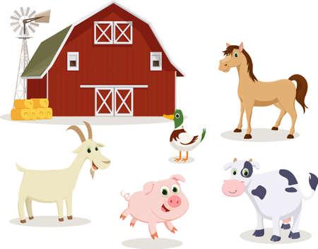 animal farm collection set