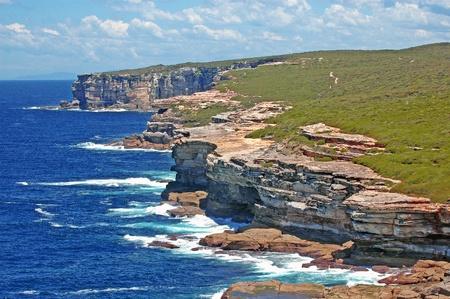 Rugged Coast of NSW Australia