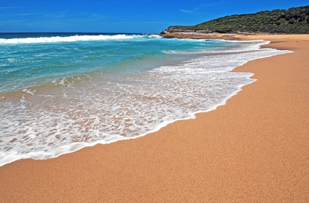 Remote Beach, NSW Australia Stock Photo - 21854346