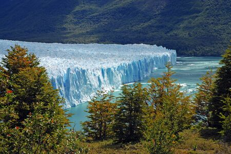 Perito Moreno Glacier, Patagonia, Argentina photo