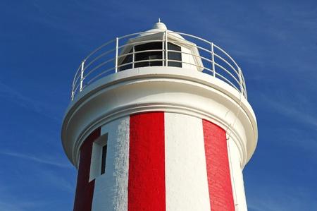 bluff: Mersey Bluff Lighthouse, Tasmania Australia